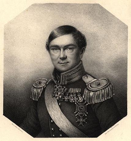 Karl Ferdinand von Gräfe(1787 – 1840)